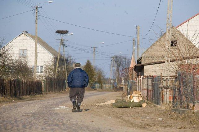 Największe bezrobocie na wsi od 7 lat