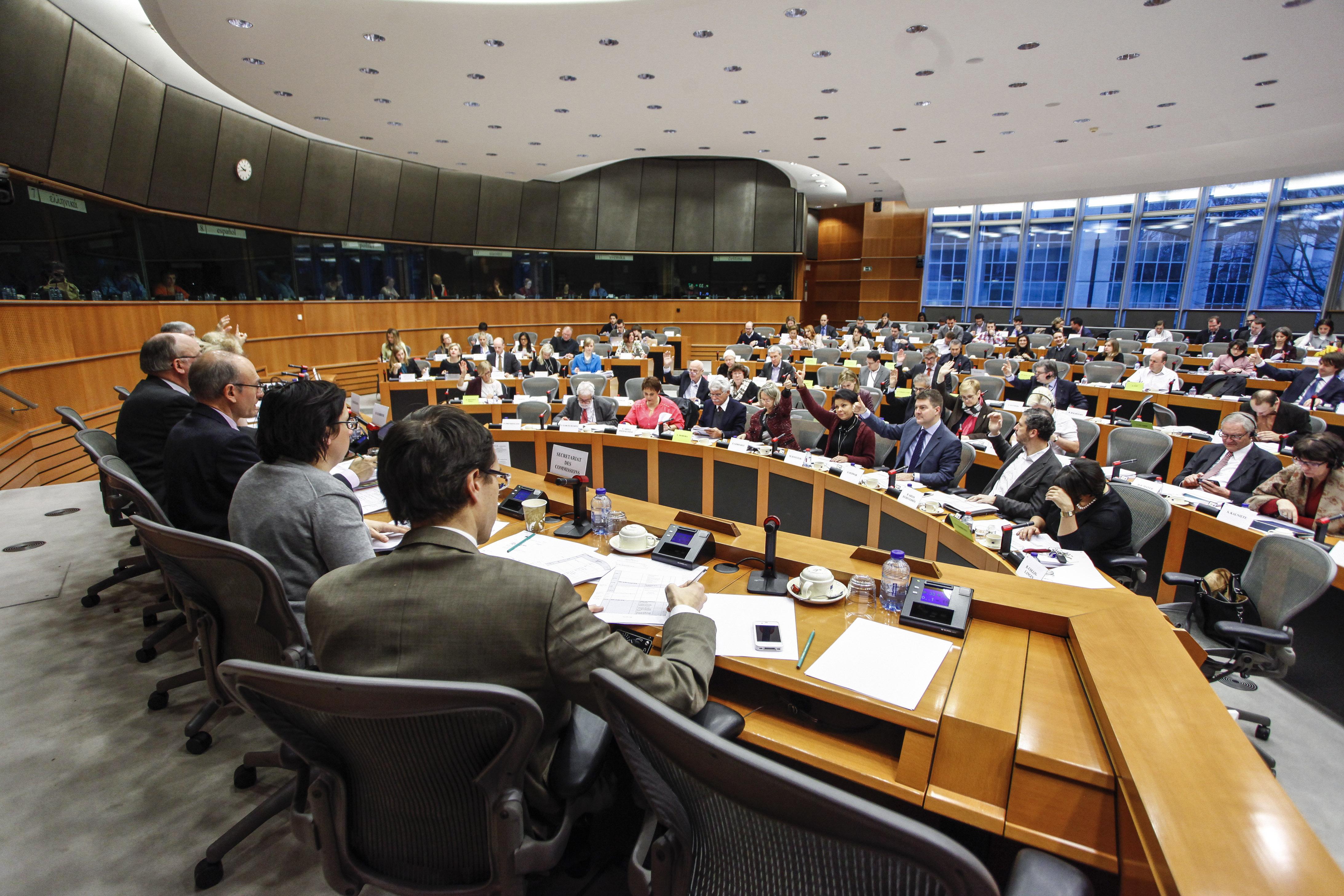 Prace Komisji IMCO w nadchodzącym tygodniu (10-14.02.2014)