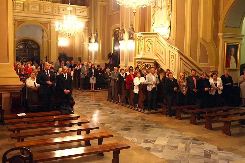 Koncert Papieski w Jedlińsku
