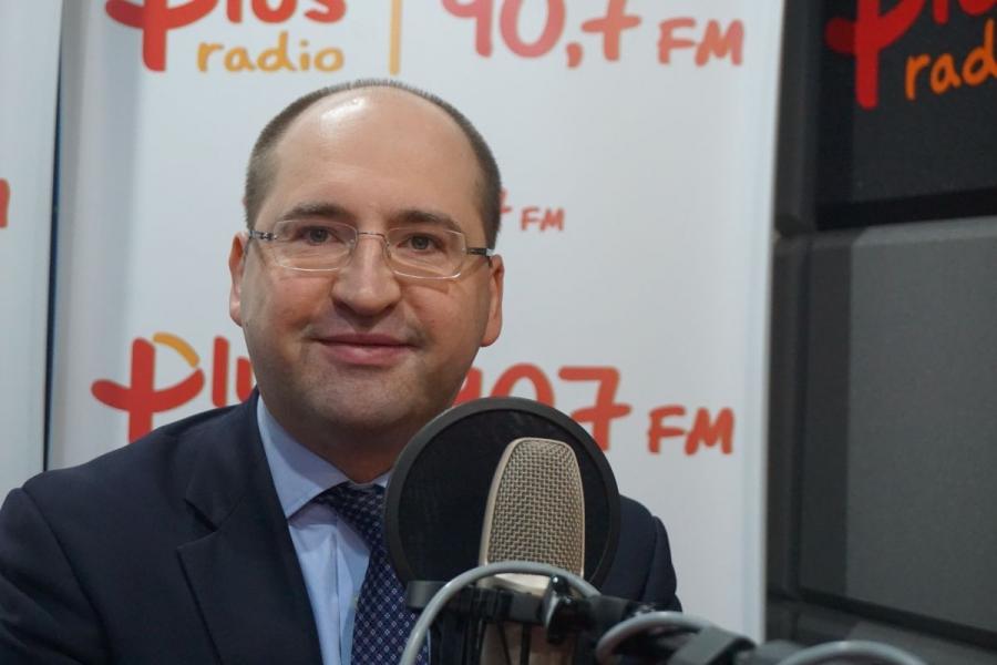 Adam Bielan gościem programu SEDNO SPRAWY / Radio Plus