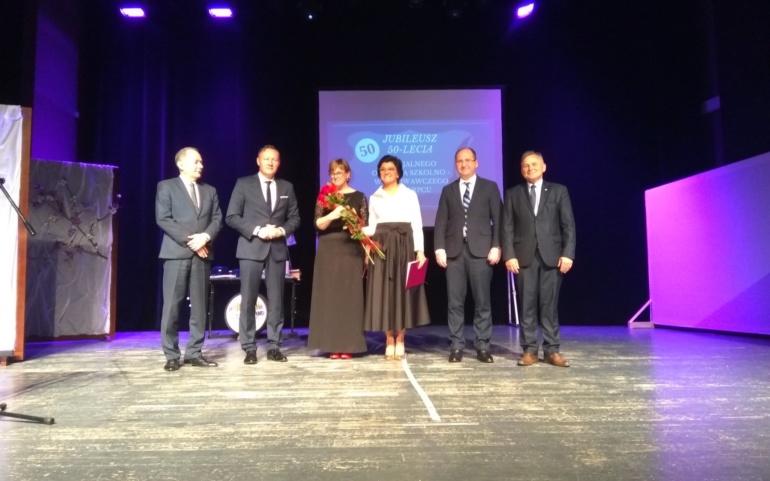 Jubileusz 50-lecia Ośrodka Szkolno-Wychowawczego w Sierpcu