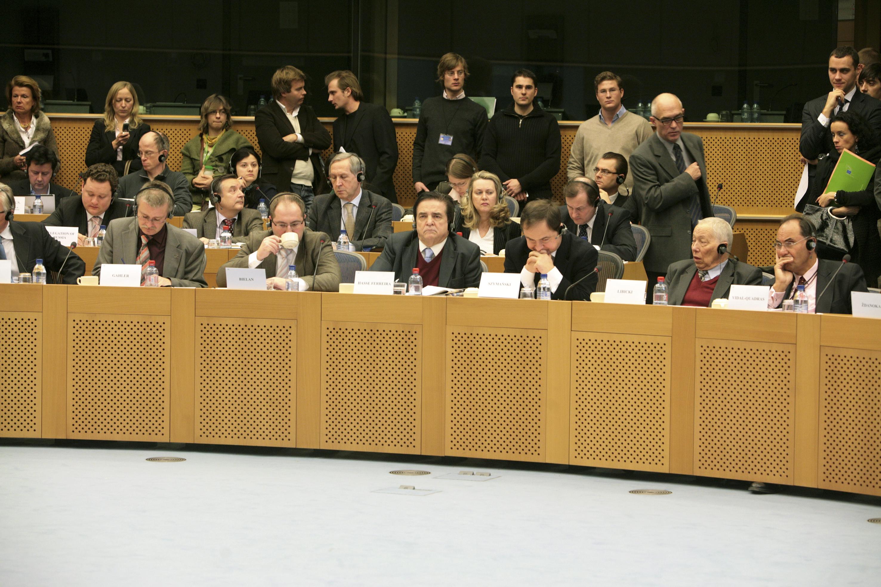 Pierwsze posiedzenie Komisji IMCO w 2014 roku
