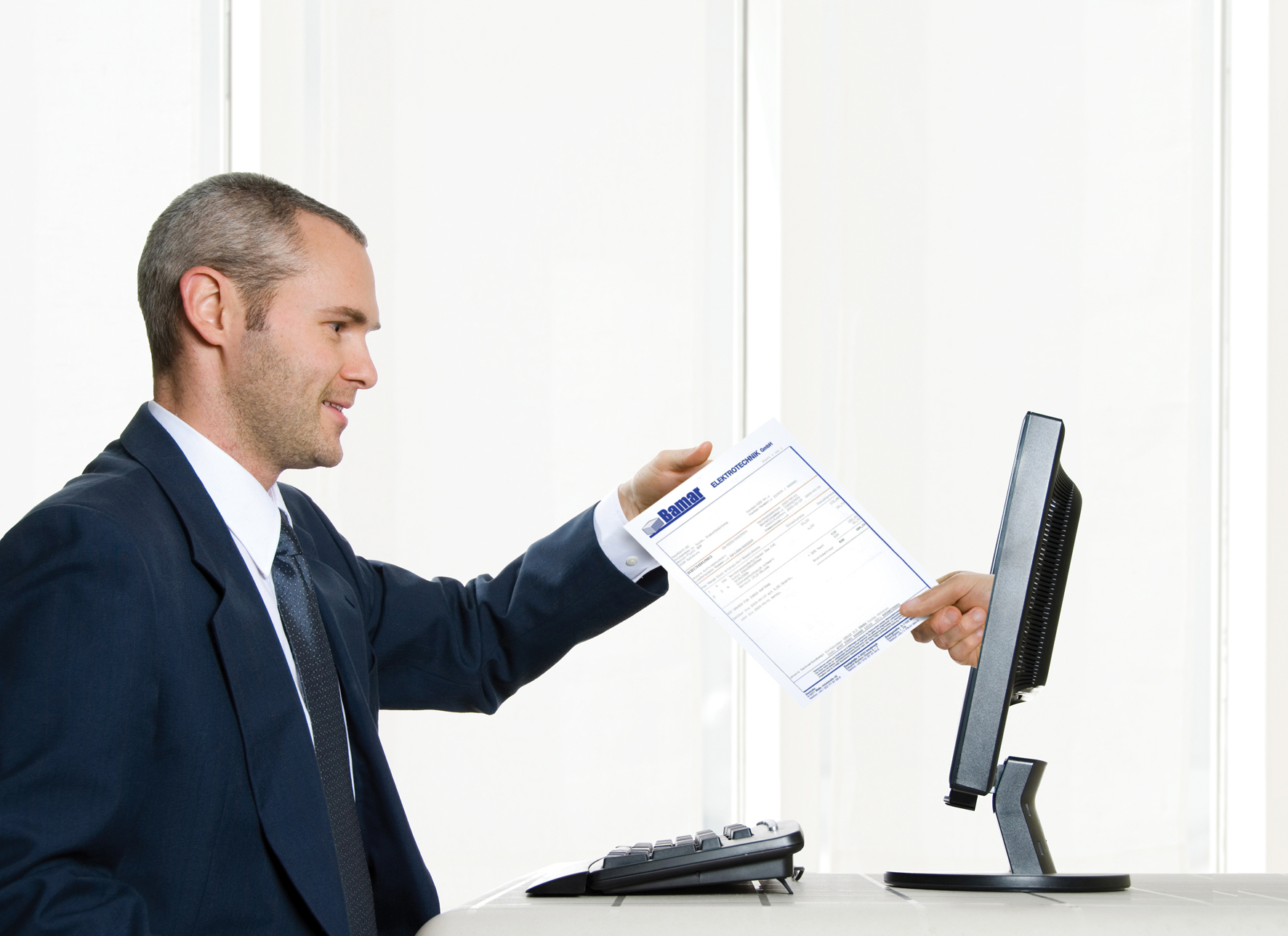 Trwają prace nad wprowadzeniem systemu e-faktur w Unii Europejskiej
