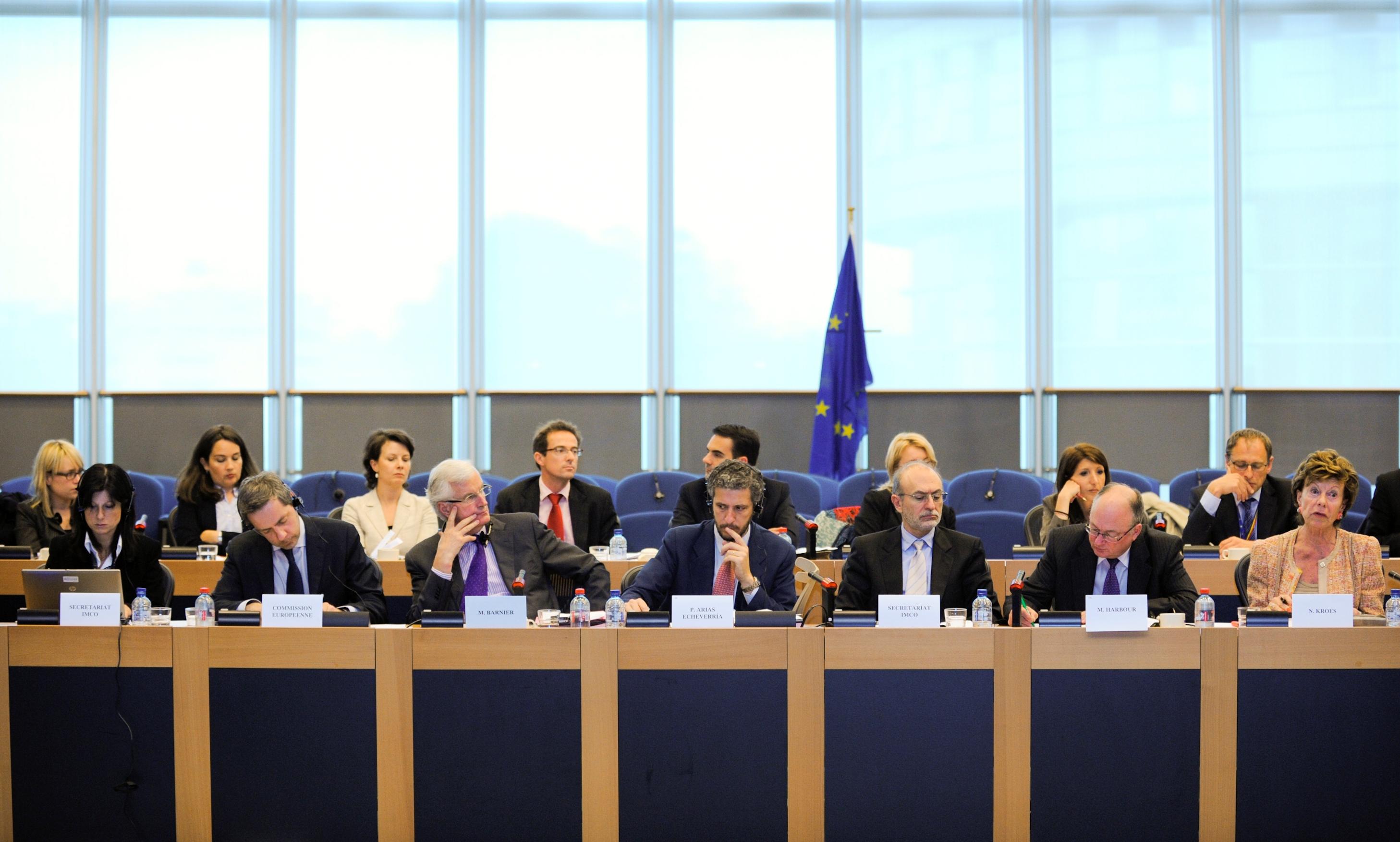 Prace Komisji IMCO w nadchodzącym tygodniu (22-23 stycznia 2014)
