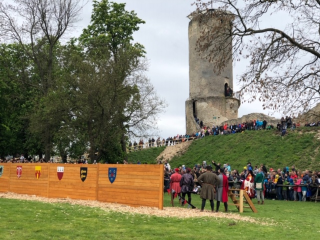Konny Turniej Rycerski w Iłży