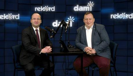 Poseł do PE Adam Bielan gościem porannej rozmowy Radia Rekord i TV Dami