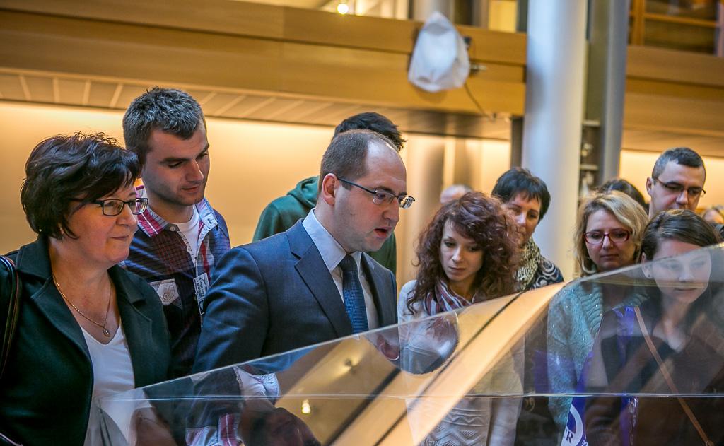 Relacja z wizyty mieszkańców Mazowsza w Strasburgu 9-12 grudnia zaproszonych przez Adama Bielana