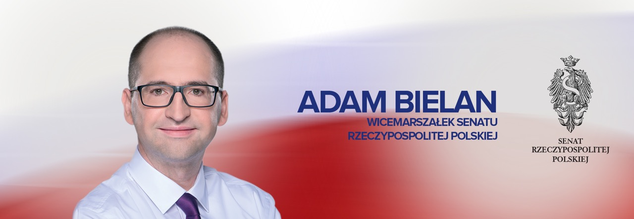 Adam Bielan został wybrany wicemarszałkiem Senatu Rzeczypospolitej Polskiej