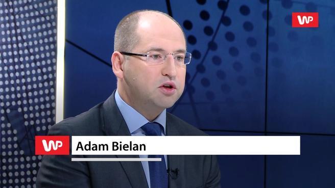 Adam Bielan gościem programu #Newsroom