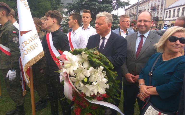74.rocznica rozbicia więzienia UB w Radomiu