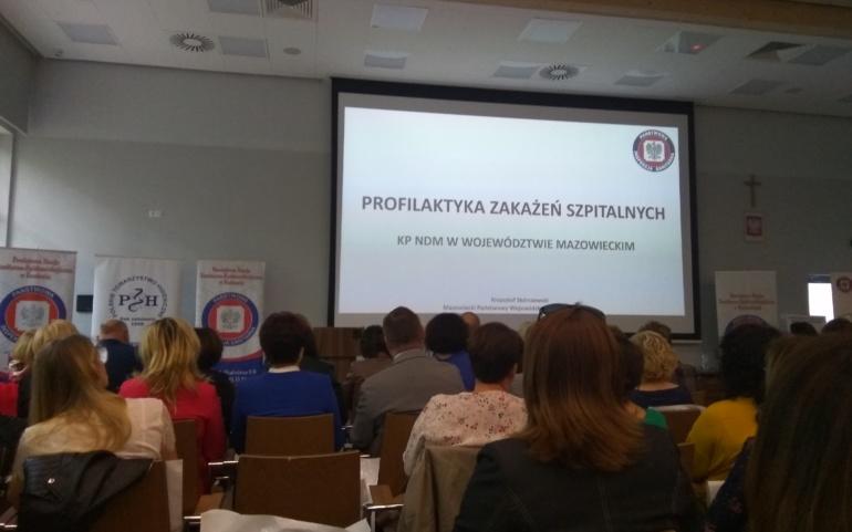 """Obchody jubileuszu 100-lecia służb sanitarnych w Polsce – konferencja """"Profilaktyka zakażeń szpitalnych"""""""