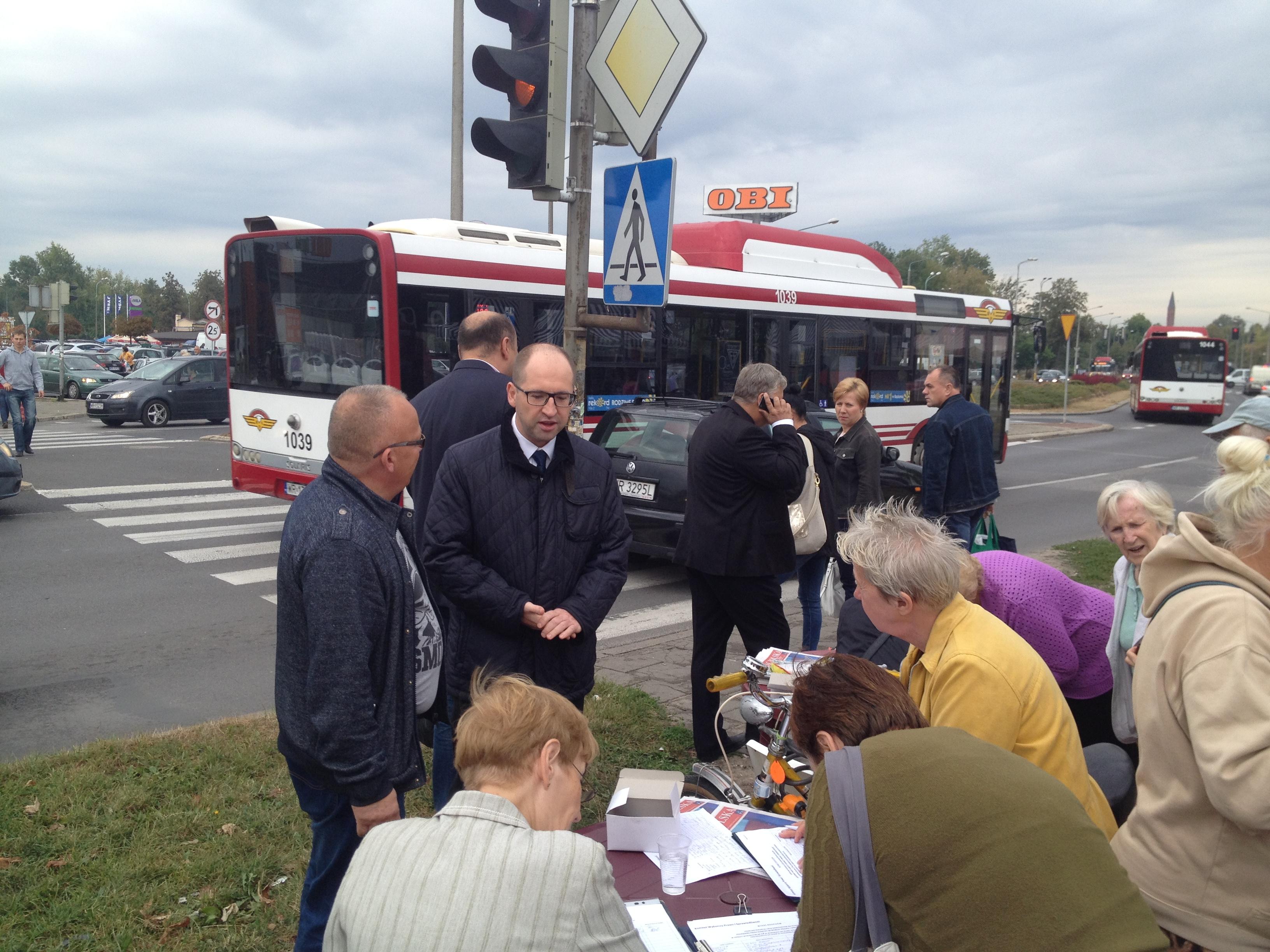 Jako pierwsi w Polsce zarejestrowaliśmy listy wyborcze