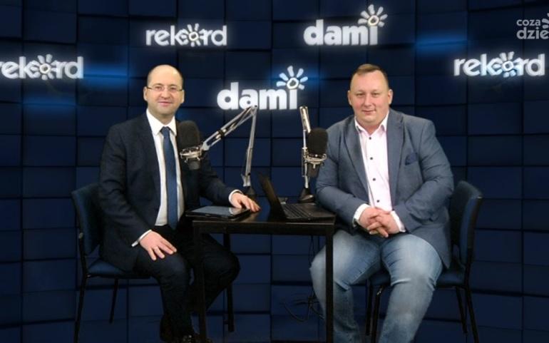 Adam Bielan gościem Porannej Rozmowy Radia Rekord i TV Dami